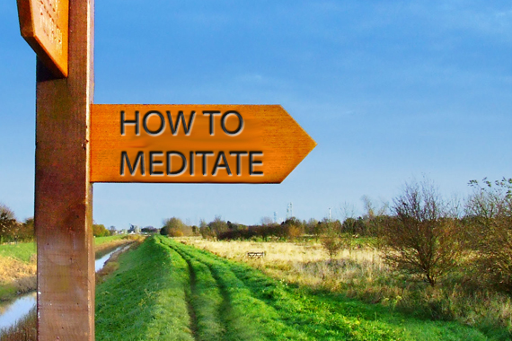 how to meditate ~ made easy