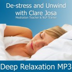 Deep relaxation MP3 from Clare Josa