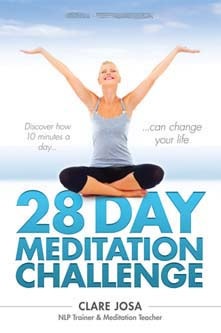 28 Day Meditation Challenge ISBN 978-1908854261