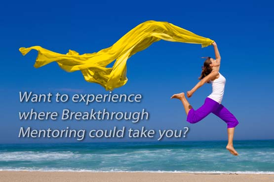 Experience the impact of breakthrough mentoring with Clare Josa