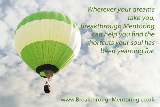 Breakthrough Mentoring with Clare Josa