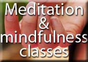 Meditation & Mindfulness Classes with Clare Josa