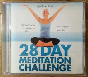 28 Day Meditation Challenge CD