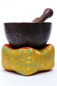 How a singing bowl can help with your meditation