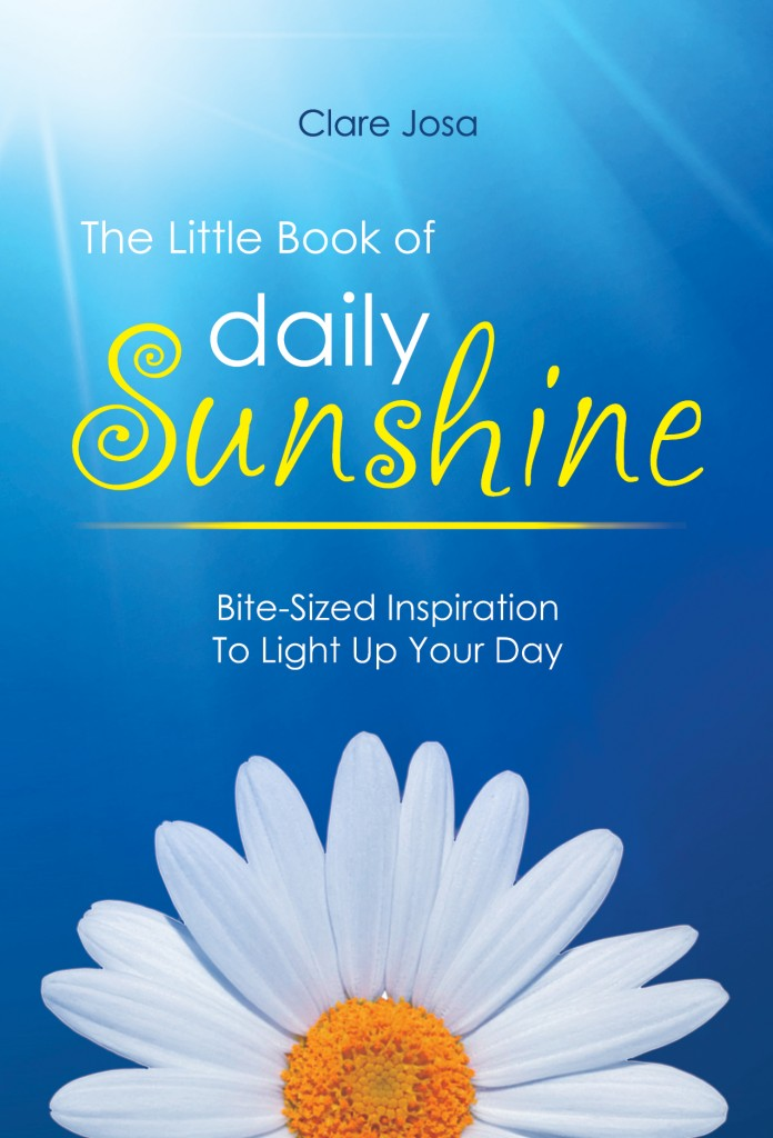 The Little Book Of Daily Sunshine ISBN 1908854405