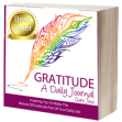 Gift copy of Gratitude: A Daily Journal