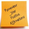 Positive Affirmations - Beat The Winter Blues
