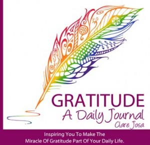 Start a gratitude journal today