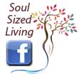 Join our Soul-Sized Living group on Facebook