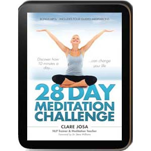 28 Day Meditation Challenge Kindle