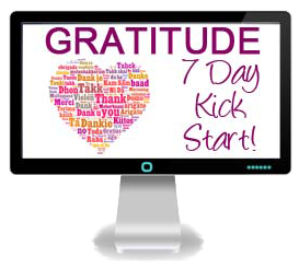 Gratitude Kick Start Online Course