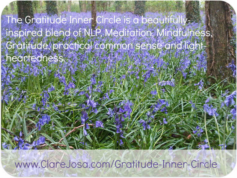 Join us for the Gratitude Inner Circle today!