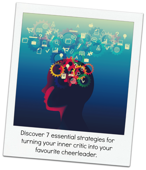 How to turn your inner critic into a cheerleader