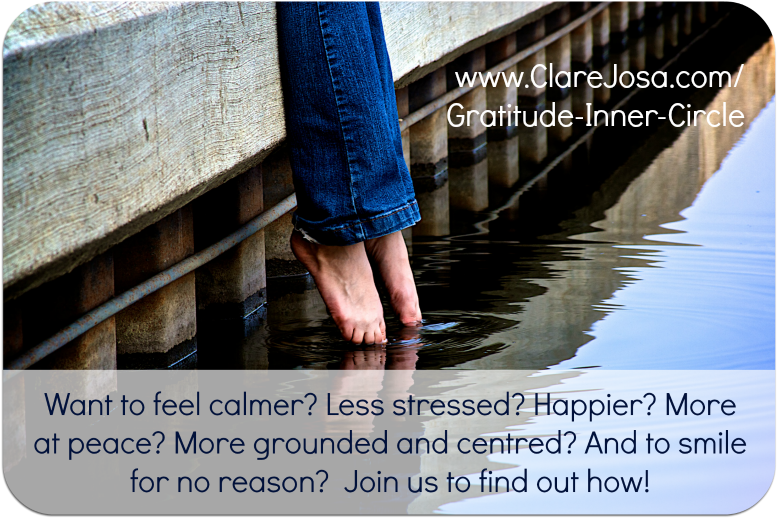Want to feel less stressed and smile for no reason?