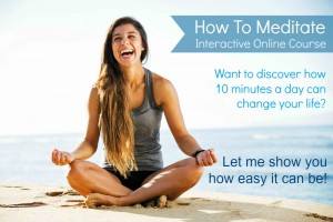 Want to learn how to meditate? Let me guide you and make it easy!