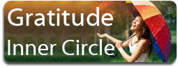 Gratitude Inner Circle Programme with Clare Josa
