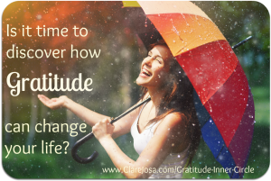 Are you ready to discover how gratitude can change your life?