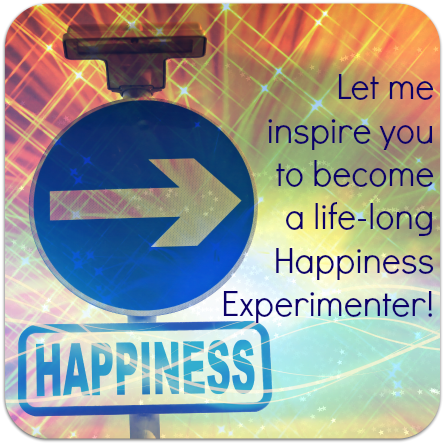 Let me inspire you to become a life-long happiness experimenter