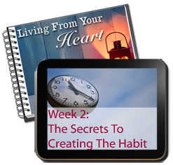 Week 2 - The Secrets To Creating The Habit