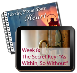Week 8 - The Secret Key