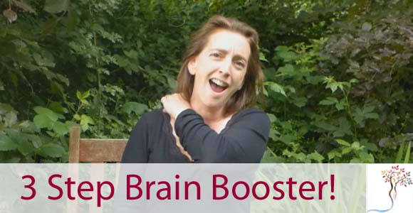 Soul-Sized Wednesdays - 3 Step Brain Booster