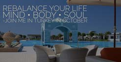 join me in Turkey in October 2014