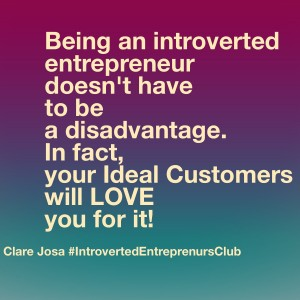 Join the Introverted Entrepreneurs' Club today!