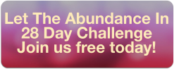 Join us for the Accepting Abundance 28 Day Challenge