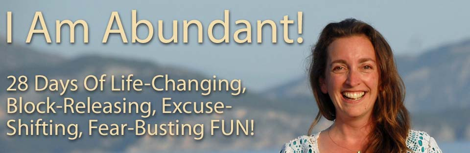 I Am Abundant! Join Us Today