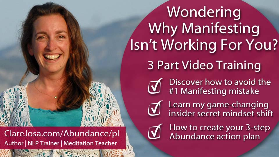Click here for your manifesting training