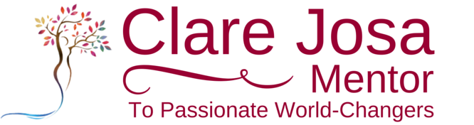 Clare Josa | Mentor To Passionate World-Changers