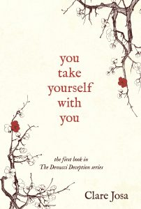 You Take Yourself With You by Clare Josa http://www.clarejosa.com/youtakeyourselfwithyou/