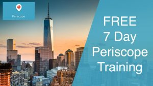 Free Periscope Training