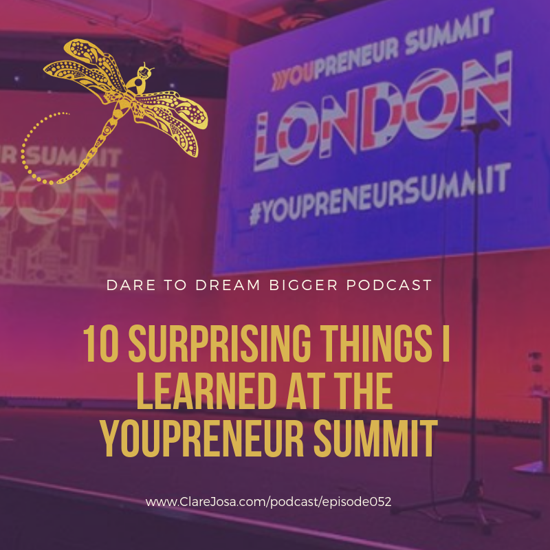10 Surprising things I learned from Chris Ducker's 2018 Youpreneur Summit