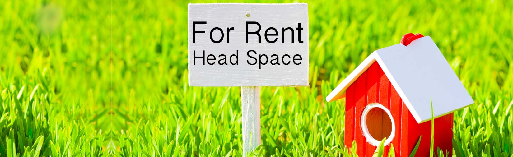 Who are you letting rent space in your head?