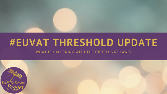 #EUVAT Threshold update