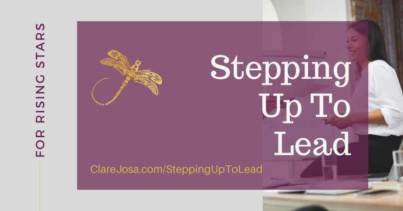 Stepping Up To Lead - Women In Leadership